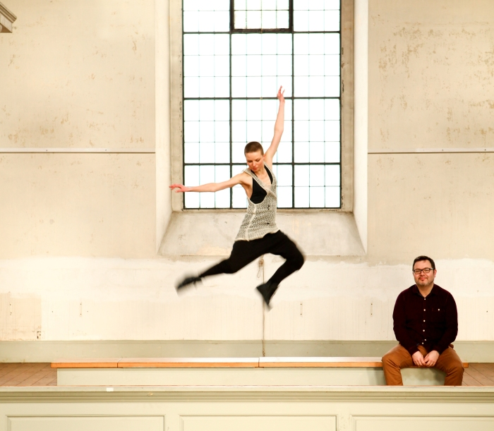 Early Opera Company director Christian Curnyn and East London Dance