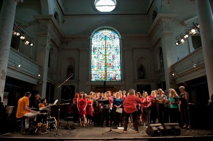 Women Sing East delivered a fantastic programme