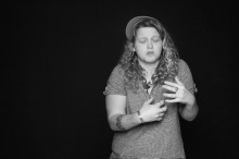 Spoken word artist Kate Tempest