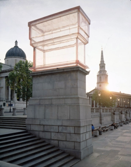 'Monument' (2001) at Trafalgar Square