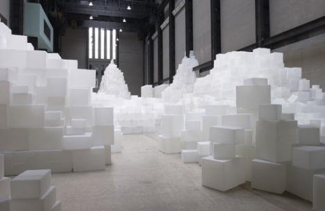 'Embankment' © Tate 2005