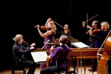 Rachel Podger with Brecon Baroque