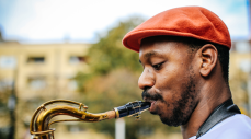 Shabaka Hutchings is reimagining the sounds if Spitalfields in a new piece