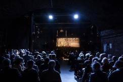 La Nuova Musica, Village Underground, 08 June 2015. Lighting by Ziggy Jacobs
