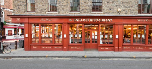 The English Restaurant